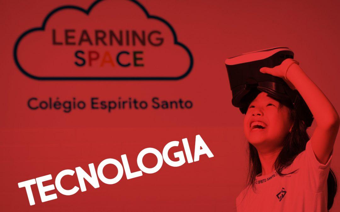 Tecnologia como parceira da educação